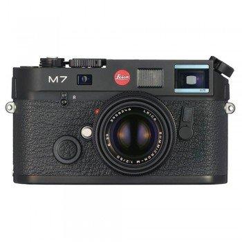 Leica M7 Czarna (body) Możliwość pozostawienia sprzętu foto w rozliczeniu