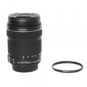 Obiektyw Canon 18-135/3.5-5.6 EF-S IS STM