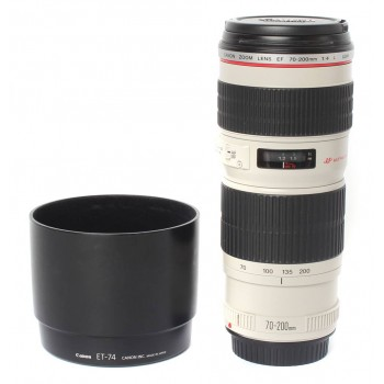 Canon 70-200/4 L Usm KOMIS fotograficzny