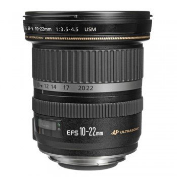 Canon 10-22/3.5-4.5 USM EF-S