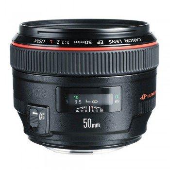 Canon 50/1.2 L USM
