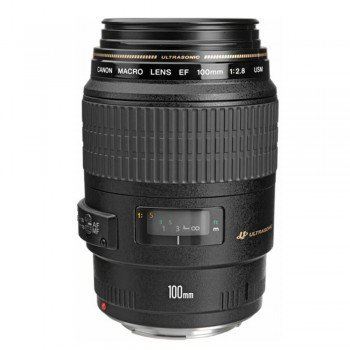 Canon 100/2.8 Macro USM Nowy i używany profesjonalny sprzęt fotograficzny