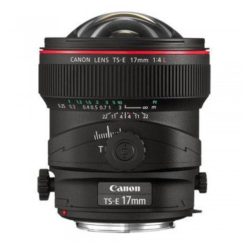 Canon 17/4 L TS-E Ultrawide