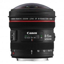 Canon 8-15/4 L EF Fisheye USM