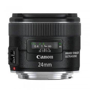 Canon 24/2.8 IS USM obiektyw stałoogniskowy