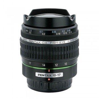 Pentax 10-17/3.5-4.5 DA ED (IF) FishEye Nowy i używany profesjonalny sprzęt fotograficzny