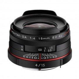 Pentax 15/4 HD DA ED AL Limited Skupujemy obiektywy używane