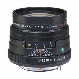 Pentax  77/1.8 FA Black Skup obiektywów i aparatów foto