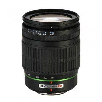 Pentax 17-70/4 AL (IF) SDM SMC DA Przyjmujemy używane aparaty foto w rozliczeniu