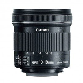 Canon 10-18/4.5-5.6 IS STM EF-s