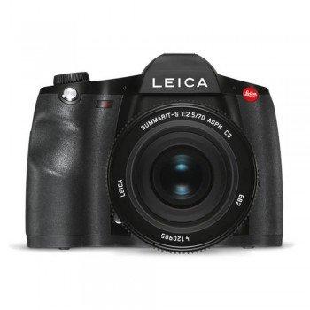 Leica S Black Typ 007 Sprzęt używany możesz zostawić w rozliczeniu