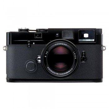 Leica MP Czarna (body) Sprzęt fotograficzny dla profesjonalistów i amatorów