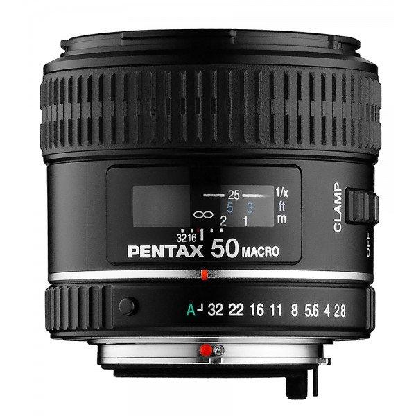 Pentax 50/2.8 MACRO D FA Skup obiektywów