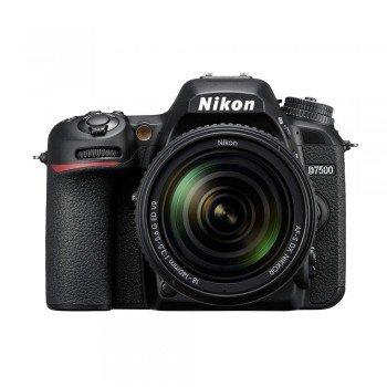 Nikon D7500 +18-140/3.5-5.6 G ED VR Sprzęt fotograficzny profesjonalistów i amatorów
