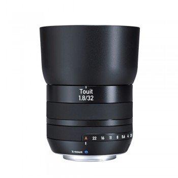 Obiektyw Zeiss 32/1.8 Touit (Fujifilm X)