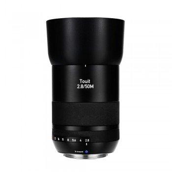 Obiektyw Zeiss 50/2.8 Touit Macro (Fujifilm X)
