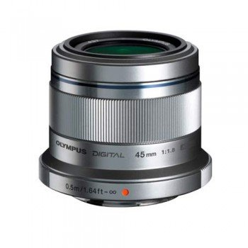 Olympus 45/1.8 Przyjmujemy używane aparaty foto w rozliczeniu.