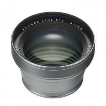 Fujifilm TCL-X100 II SILVER Sklep z profesjonalnym sprzętem fotograficznym