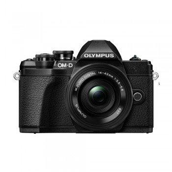 Olympus E-M10 III + 14-42 EZ Black Przyjmiemy Twój stary obiektyw w rozliczeniu