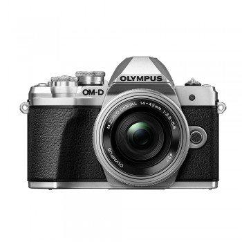 Aparat cyfrowy Olympus Olympus E-M10 III + 14-42 EZ Silver