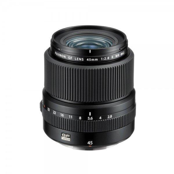 Fujifilm Fujinon GF 45/2.8 R WR - obiektyw do GFX 50s