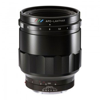 Obiektyw Voigtlander 65mm f/2 Macro Apo-Lanthar