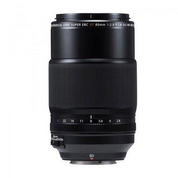 Fujifilm 80/2.8 XF R LM OIS WR Macro Nowy i używany profesjonalny sprzęt fotograficzny