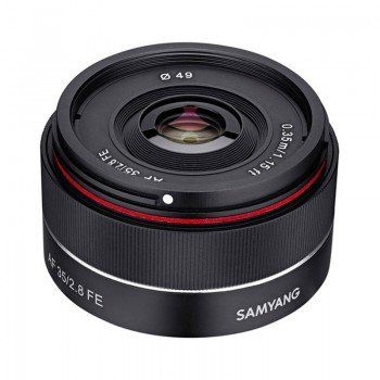 Samyang 35/2.8 AF do Sony FE Sklep w Warszawie ze sprzętem foto nowym i używanym