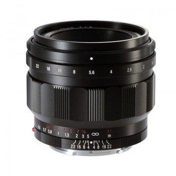 Voigtlander 40mm f/1.2 Asph. Nokton Sony