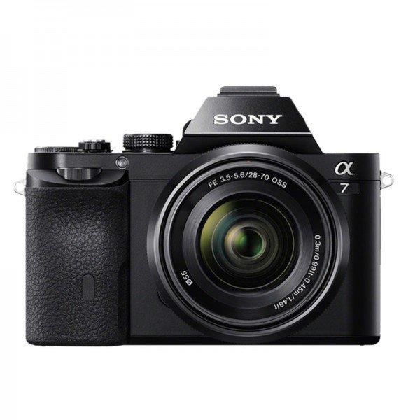 Sony A7 + 28-70/3.5-5.6 OSS