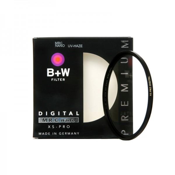 B+W UV MRC XS-Pro Nano 49mm filtry uv