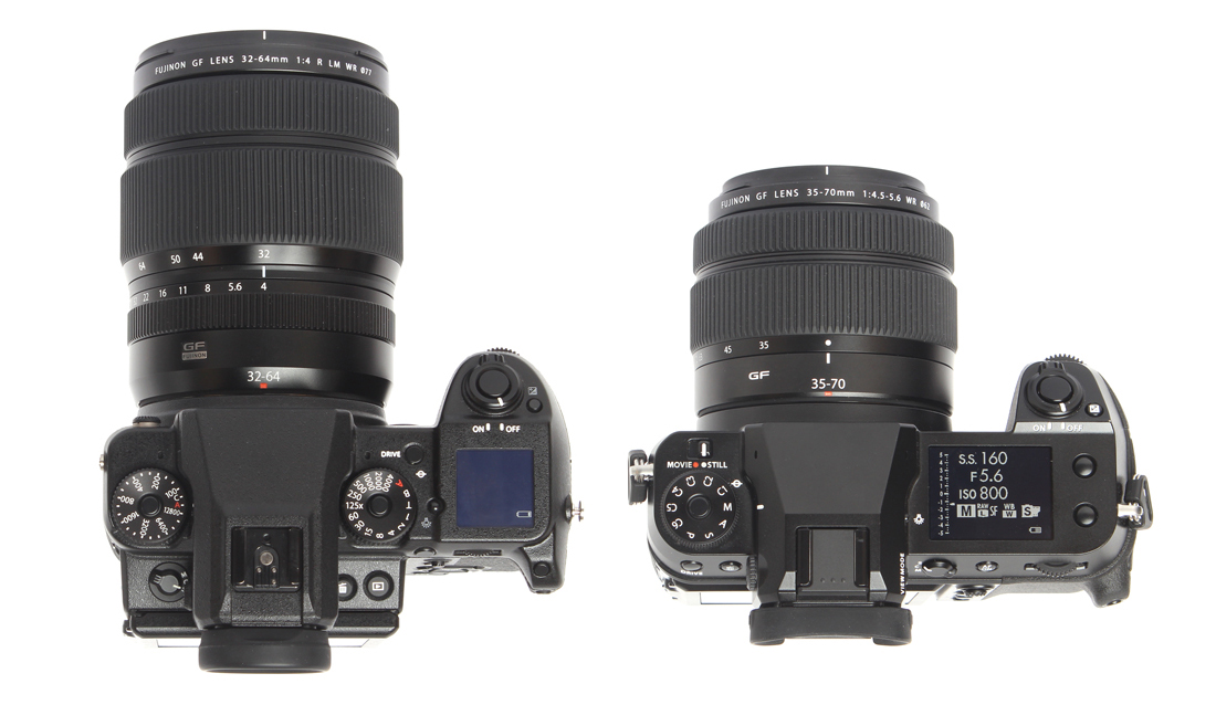 GFX 50S II Nowy aparat
