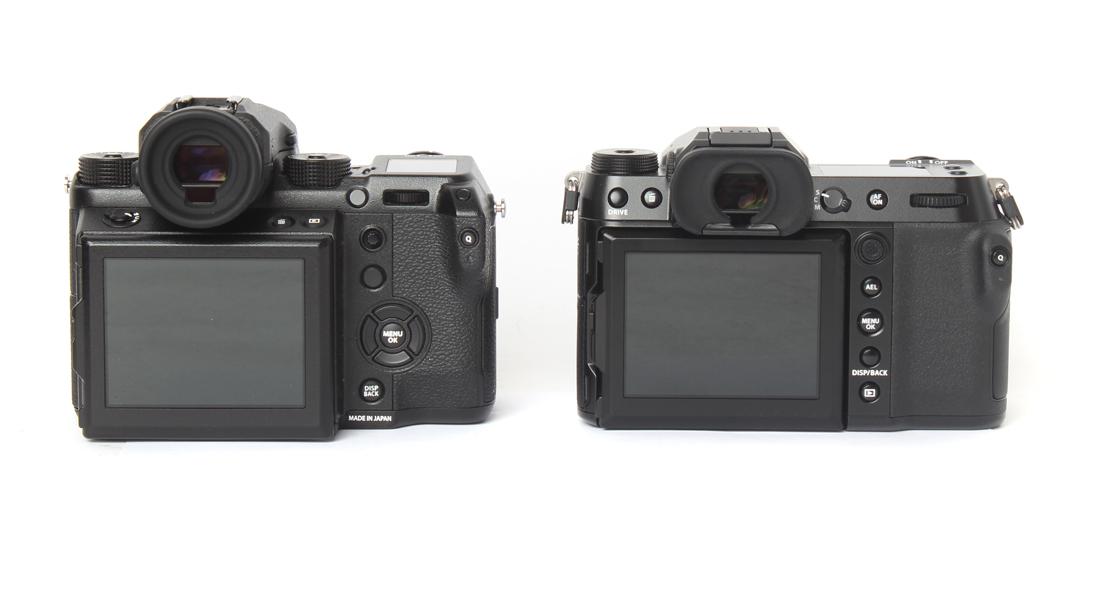 Fujifilm nowy GFX 50S II