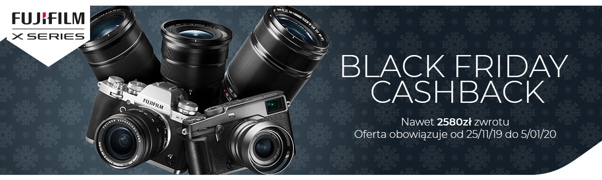 Black Friday Fujifilm