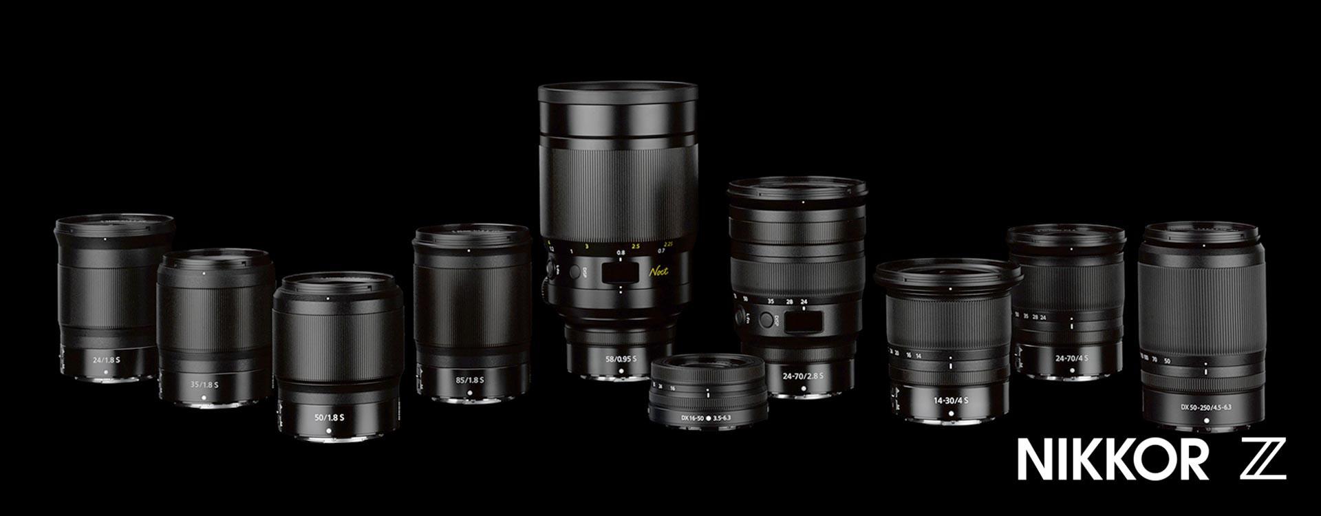 Nowości od Nikona z serii Z - Czego możemy się spodziewać w najbliższym czasie?
