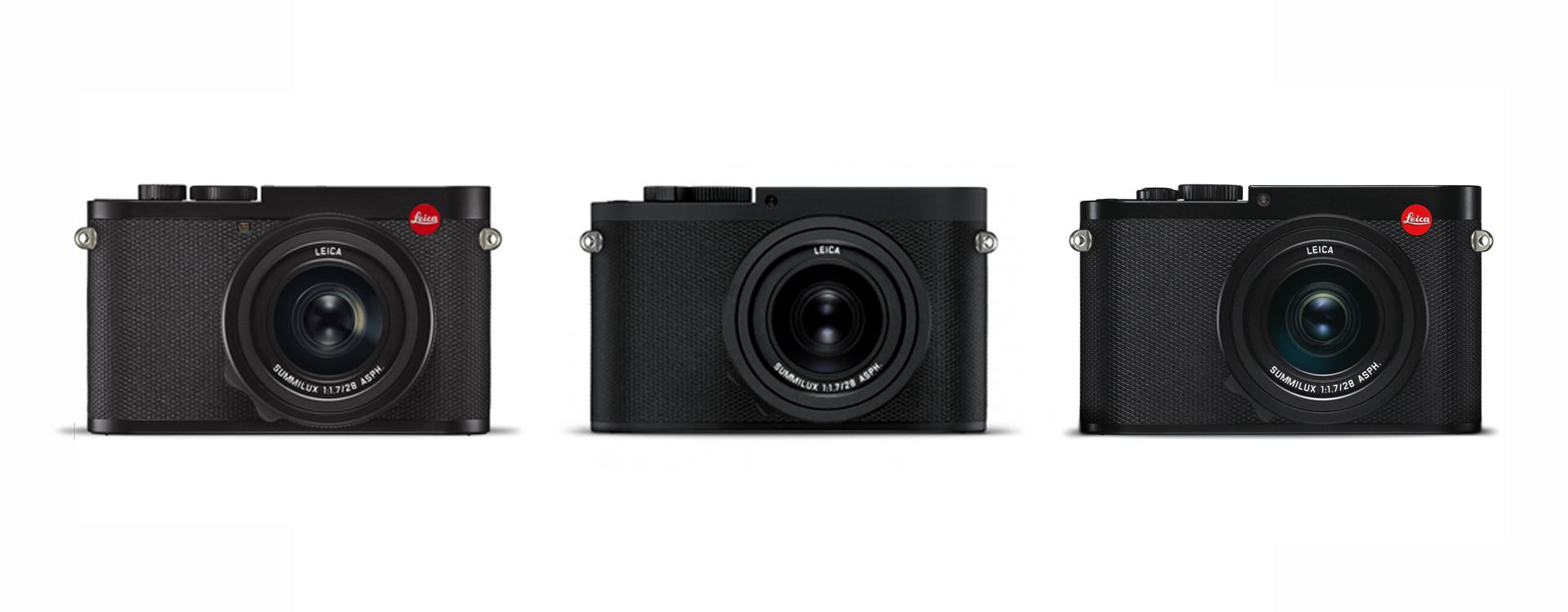 Leica Q2 vs Leica Q-P vs Leica Q