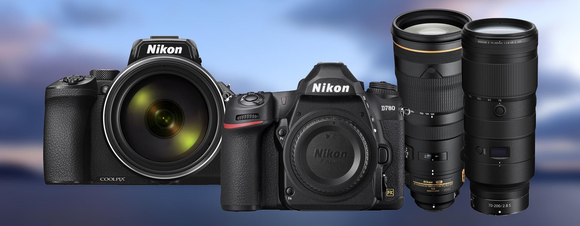 Styczniowe nowości od Nikona