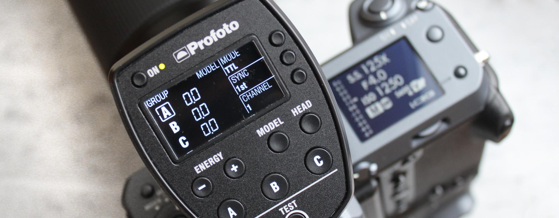 Doskonały Duet - Fujifilm GFX 100 i Profoto B10 Plus