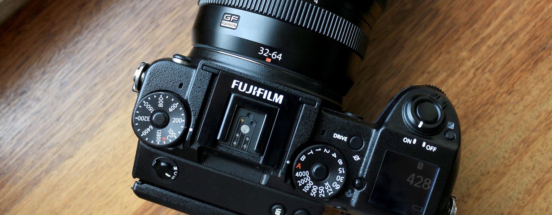 Jak wycisnąć więcej z Fujifilm GFX 50R i GFX 50S
