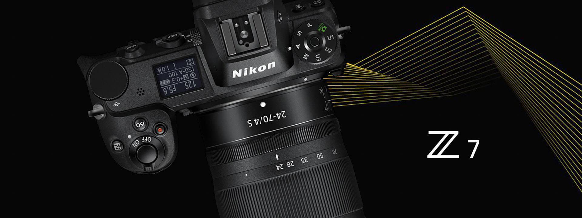 Nikon Z6 i Z7! Czy zagrożą Sony?