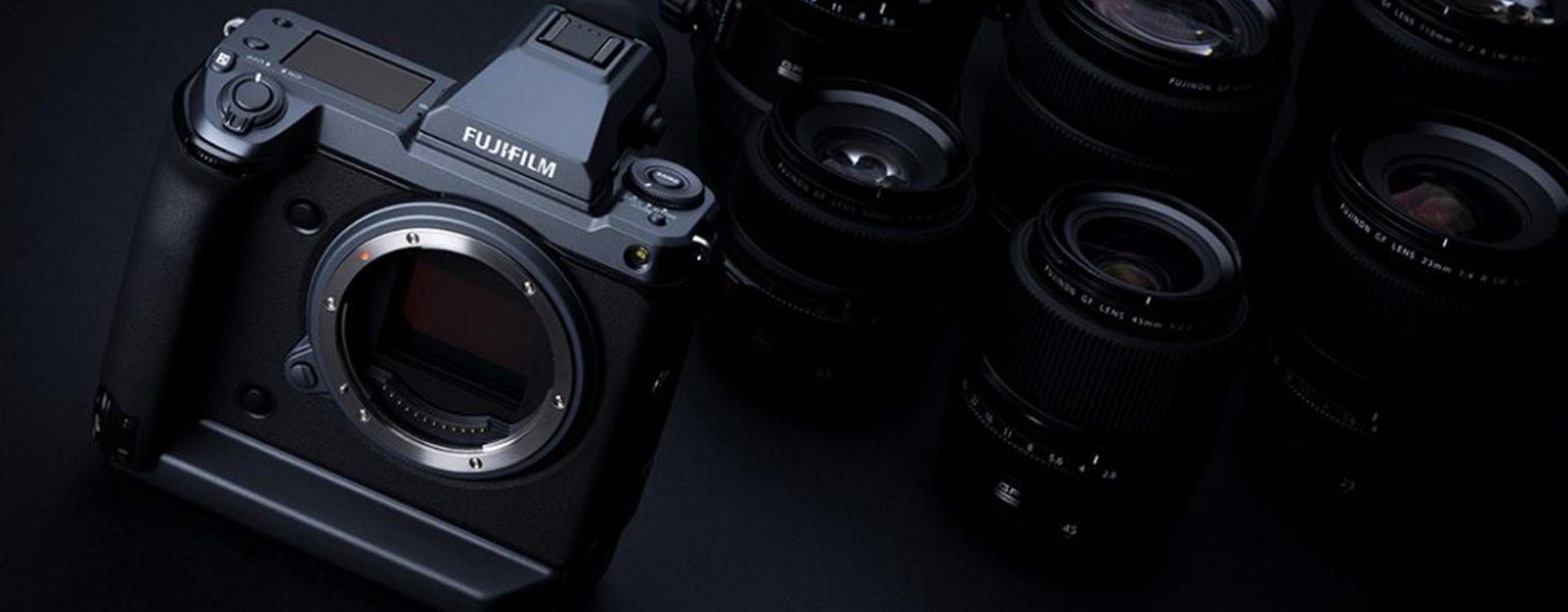 Fujifilm GFX 100 - tydzień z niesamowitym aparatem średnioformatowym