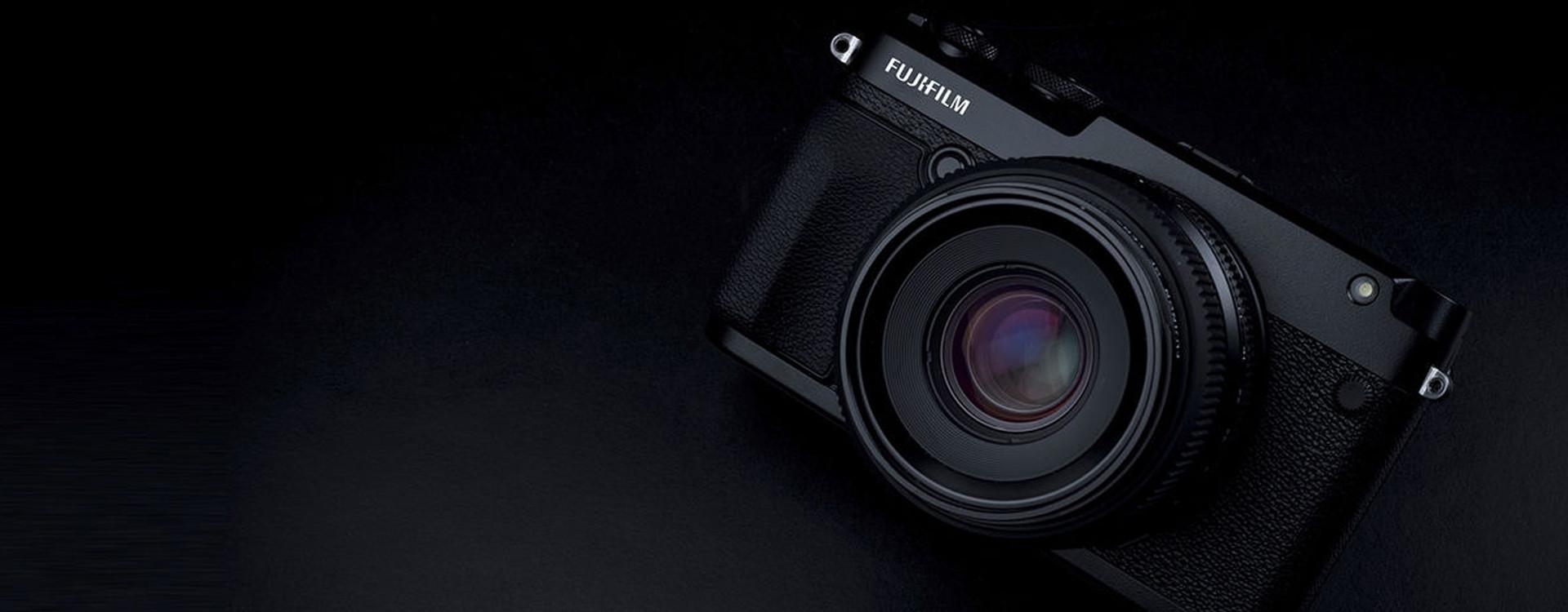 Fujifilm GFX 50R - idealny do podróży