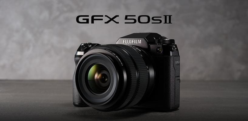 FUJIFILM GFX 50S II - PIERWSZE WRAŻENIA