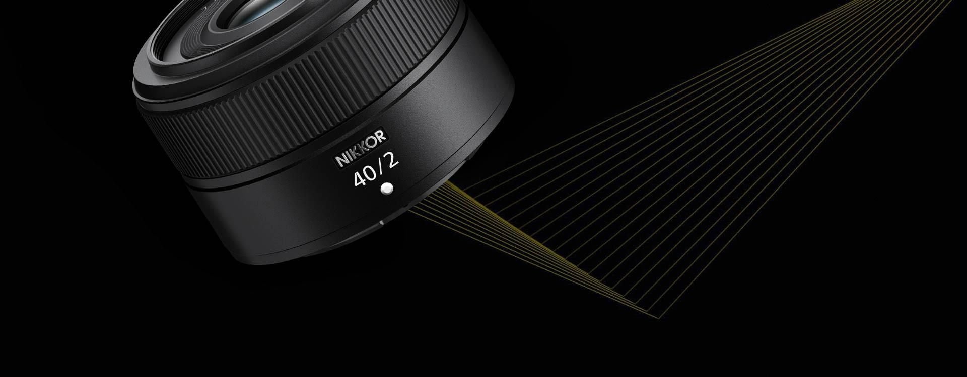 Nowy obiektyw Nikkor Z - 40mm f/2.0